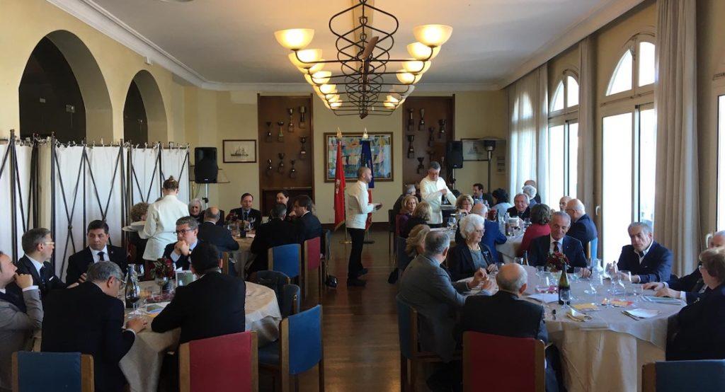 la delegazione sicilia festeggia il genetliaco delle ll aa rr all insegna della beneficenza
